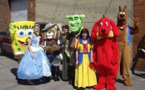 Costume Characters & Costume Characters | Entertainment Source